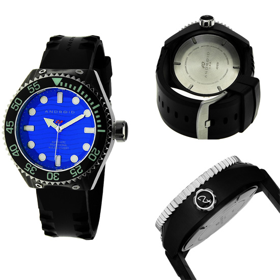Android Men S Divemaster Automatic Watch