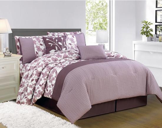 Duck River Textile Leila 10 Piece Oversized Comforter Sets
