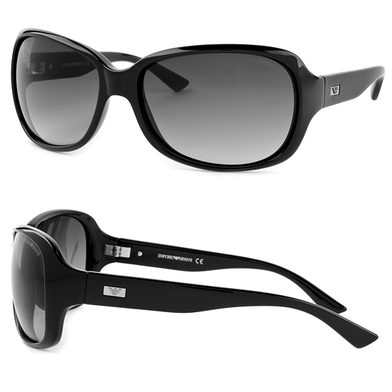 black sunglasses for women  Emporio Armani Men\u0027s and Women\u0027s Sunglasses