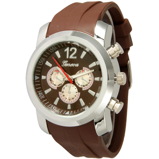 geneva s sport and casual watches