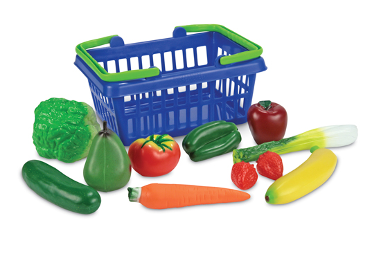 Play Food Set Toys : Pretend play toy food sets