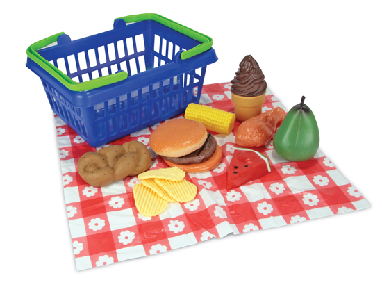 Toy Food Sets : Pretend play toy food sets