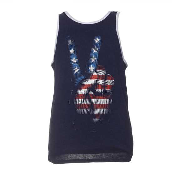 "As usual, Old Navy has a decent selection of Fourth of July-inspired apparel, including this ""America the Beautiful"" tank top for $ Old Navy We were not paid to write this story."
