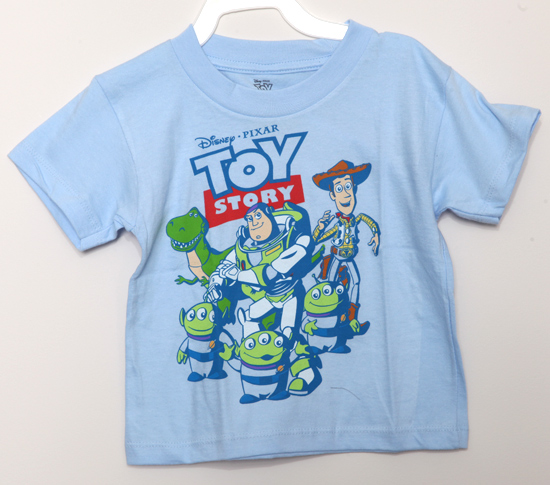 Toy story shirts for toddlers
