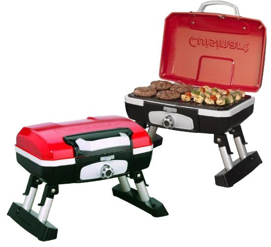 cuisinart portable grills. Black Bedroom Furniture Sets. Home Design Ideas
