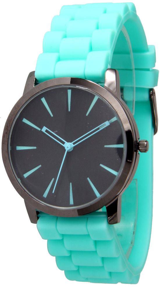 silicon circle l crystal silicone htm wholesale large assorted round face fashion watches geneva p