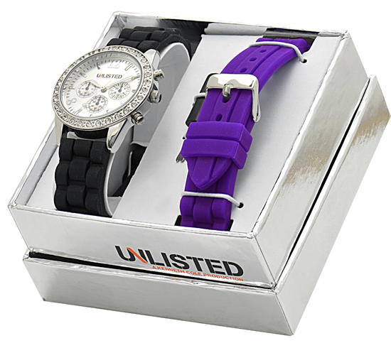 Kenneth cole women s watches for Violet leather strap watch