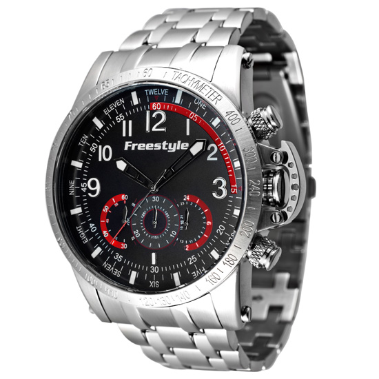 men s style watches 75 for a men s style watch stainless steel band and black dial 101209 195 list price