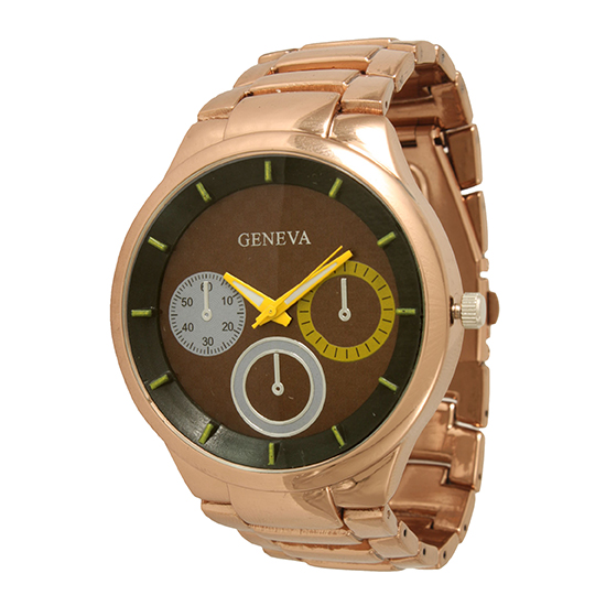 geneva metal collection s watches