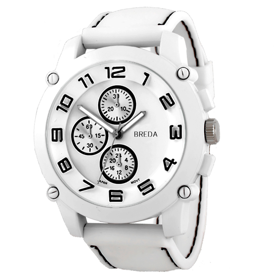 watch armani mens watches white chronograph sport emporio