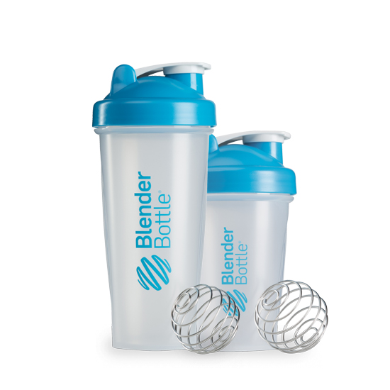 Protein Shaker Near Me: Blender Bottle Classic 2-Pack