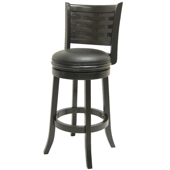 available in 24 or 29 pictured 29 bar stool