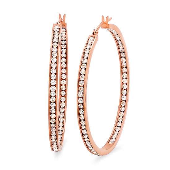 18Karat RoseGold Plated Jewelry