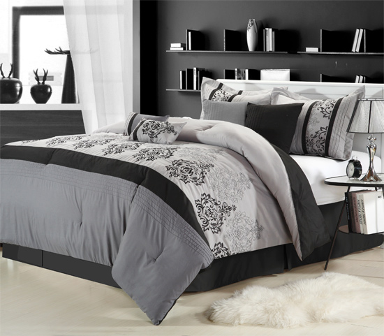 Chic home eight piece comforter sets for City chic bedding home goods