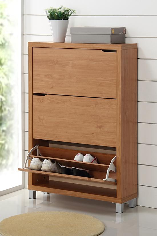 Baxton studio shoe cabinets for Shoe cabinet