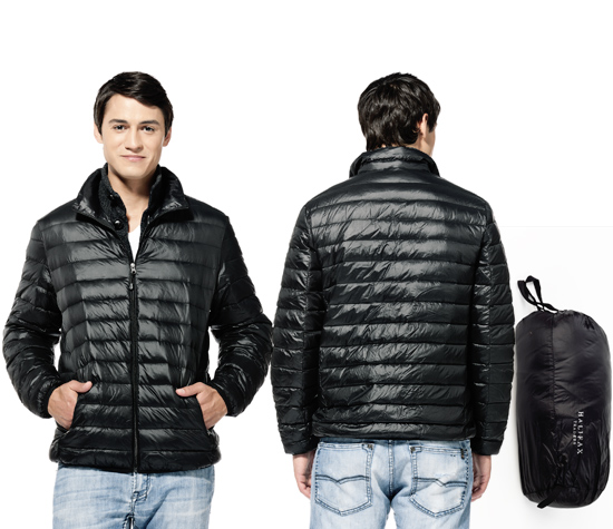 Collection Packable Down Jacket For Men Pictures - Reikian