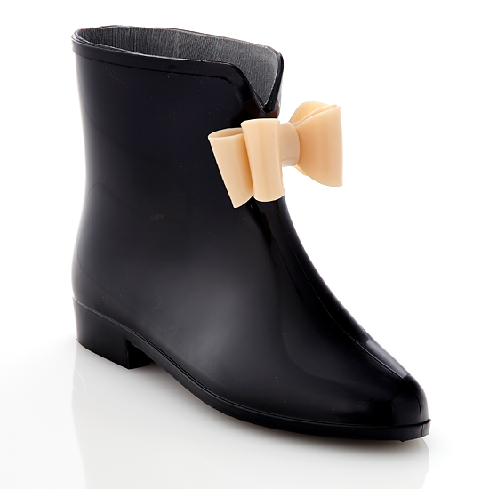 Rain Ankle Boots Cr Boot