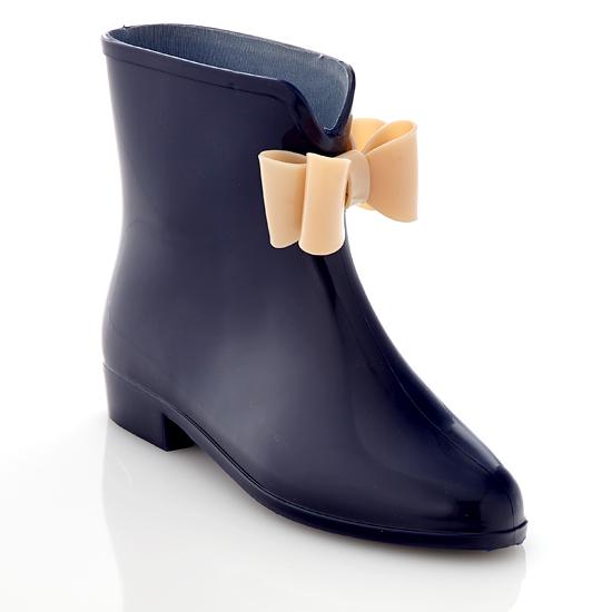 Luxury  Rain Boot Women On This Website Prada Rubber Rain Boot Women Detail