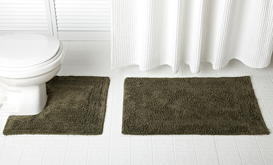 Grand Hotel Collection Bath Mat Set