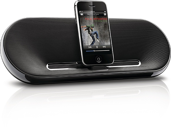 Philips iPhone or Android Speaker Dock