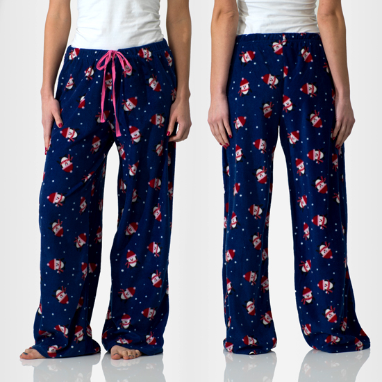 Popular Women39s Plush Pajama Pants