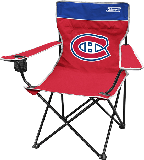 Coleman Montreal Canadiens Quad Chair  sc 1 st  Groupon & Coleman NHL Quad Chairs