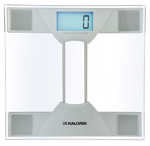 Kalorik digital bathroom scales for Big w bathroom scales