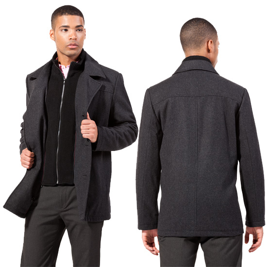 Kenneth Cole Men's Pea Coats