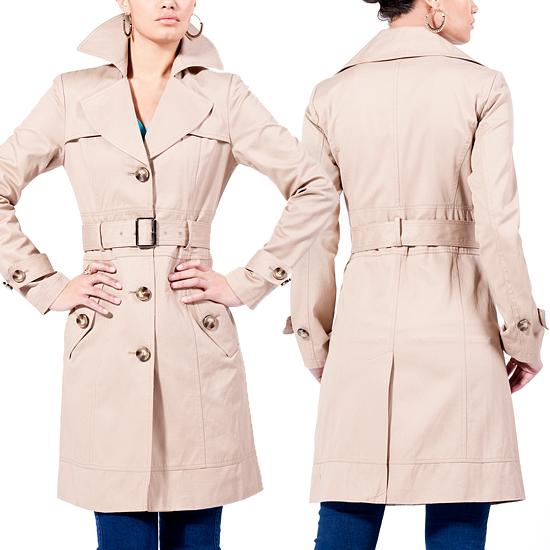 Womens spring coats