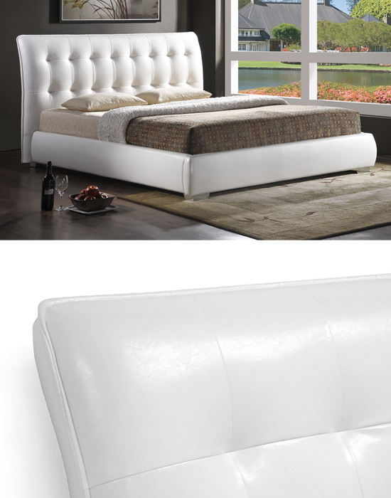 modern upholstered beds, Headboard designs
