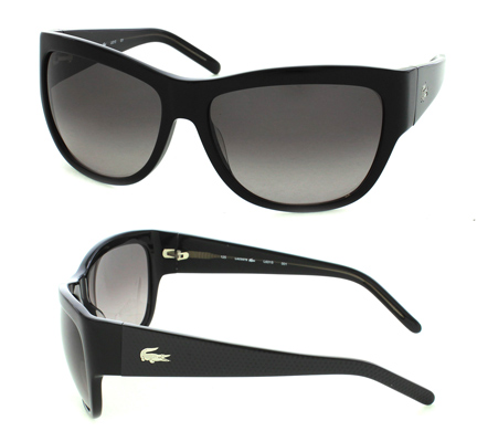 b219c3514aec  49 for Women s Black Large Plastic Frame with Gray Stripes and Smoke  Lenses (L625S 001) ( 136.99 List Price)