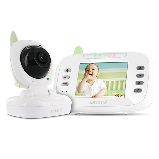 levana digital video baby monitors. Black Bedroom Furniture Sets. Home Design Ideas
