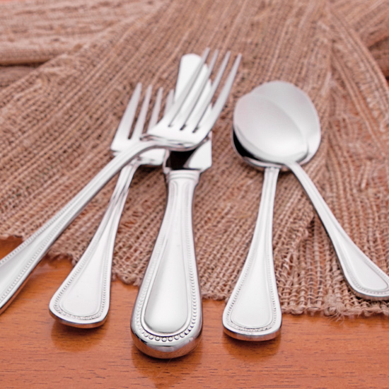 Wallace Flatware Stainless | Decoration Empire