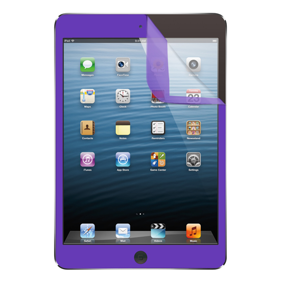 Coloring Pages For Ipad Mini : Ihome color ipad screen protectors