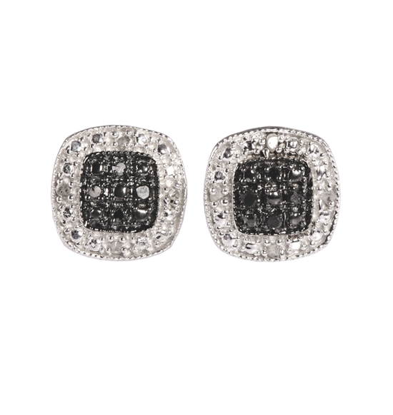 Squared Diamond Jewelry