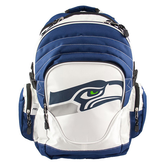 San Diego Chargers Diaper Bag: NFL Premium Backpack
