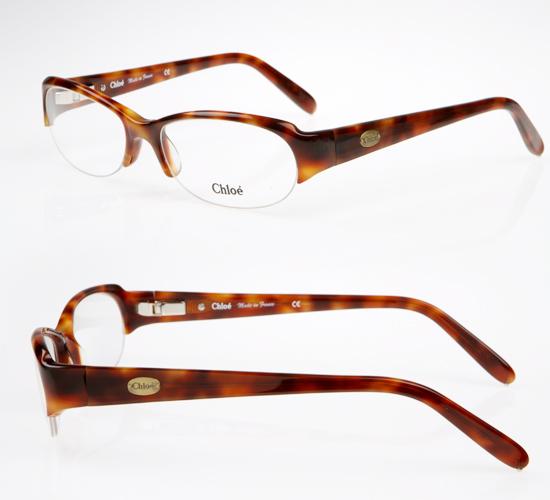 Sunglasses CHLOE CE126S 784 ROSE GOLDTRANSPARENT BROWN at