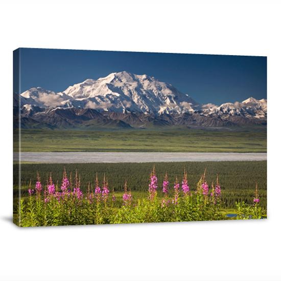 24 Quot X36 Quot Majestic Alaska Canvas Prints