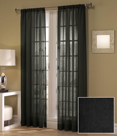 sheer black curtains black sheer curtains www imgkid the. Black Bedroom Furniture Sets. Home Design Ideas