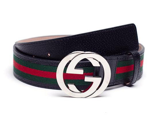 219.99 for a Gucci Men s Web Belt in Black ( 295 list price) 0c5d71922a81