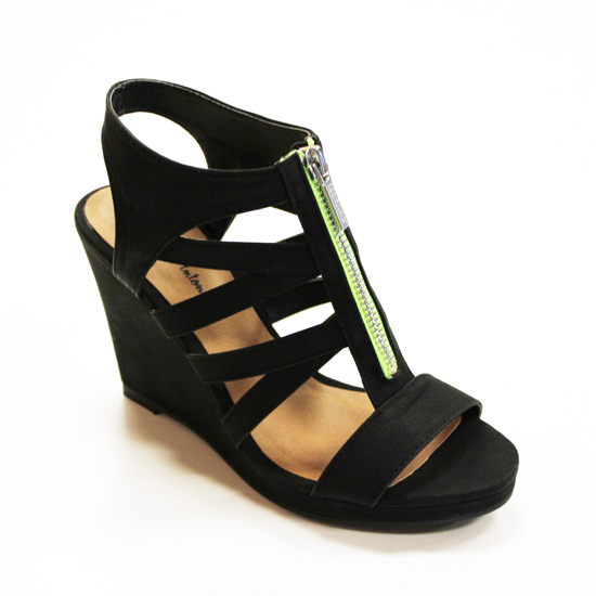 64a915e3eae Michael Antonio Wedge Sandals