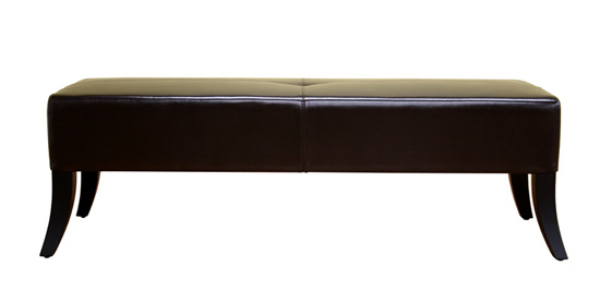 Jcpenney Foyer Furniture : Baxton studio leather storage and bench ottomans