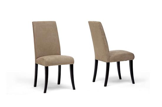 Model/Style #: Zen CO27U Dining Chair Wenge ...