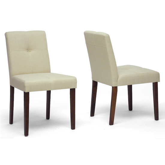 Set of Two Dining Chairs