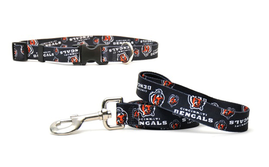 Nfl Afc Dog Collar With Leash