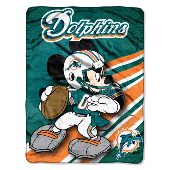 Mickey Mouse Nfl Throws