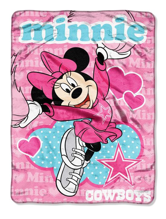 Nfl Mlb Disney Throw