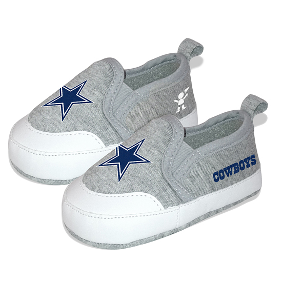 Dallas Cowboys Pre Walk Baby Shoes