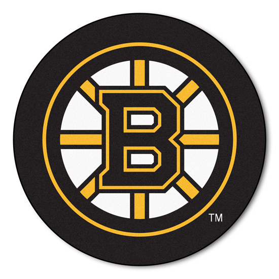 Fan Mat Nhl Hockey Puck Mat