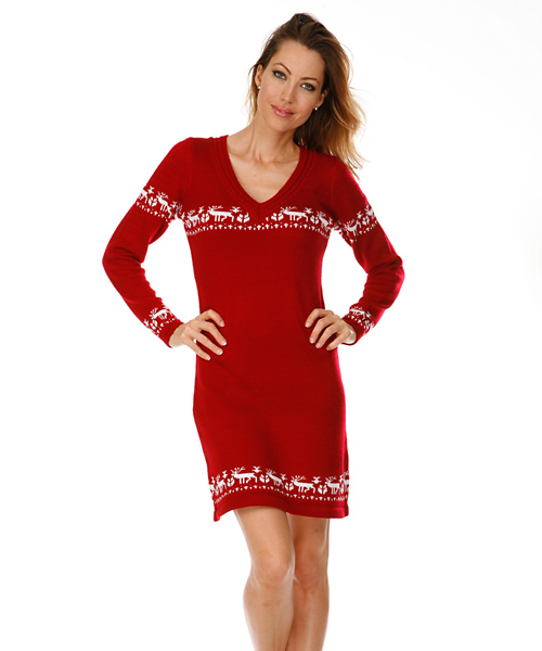 e89005e2b9 Nordic Sweater Dresses